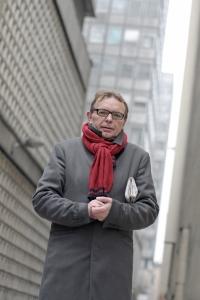 Piotr Gajdziński, fot. Karolina Sikorska