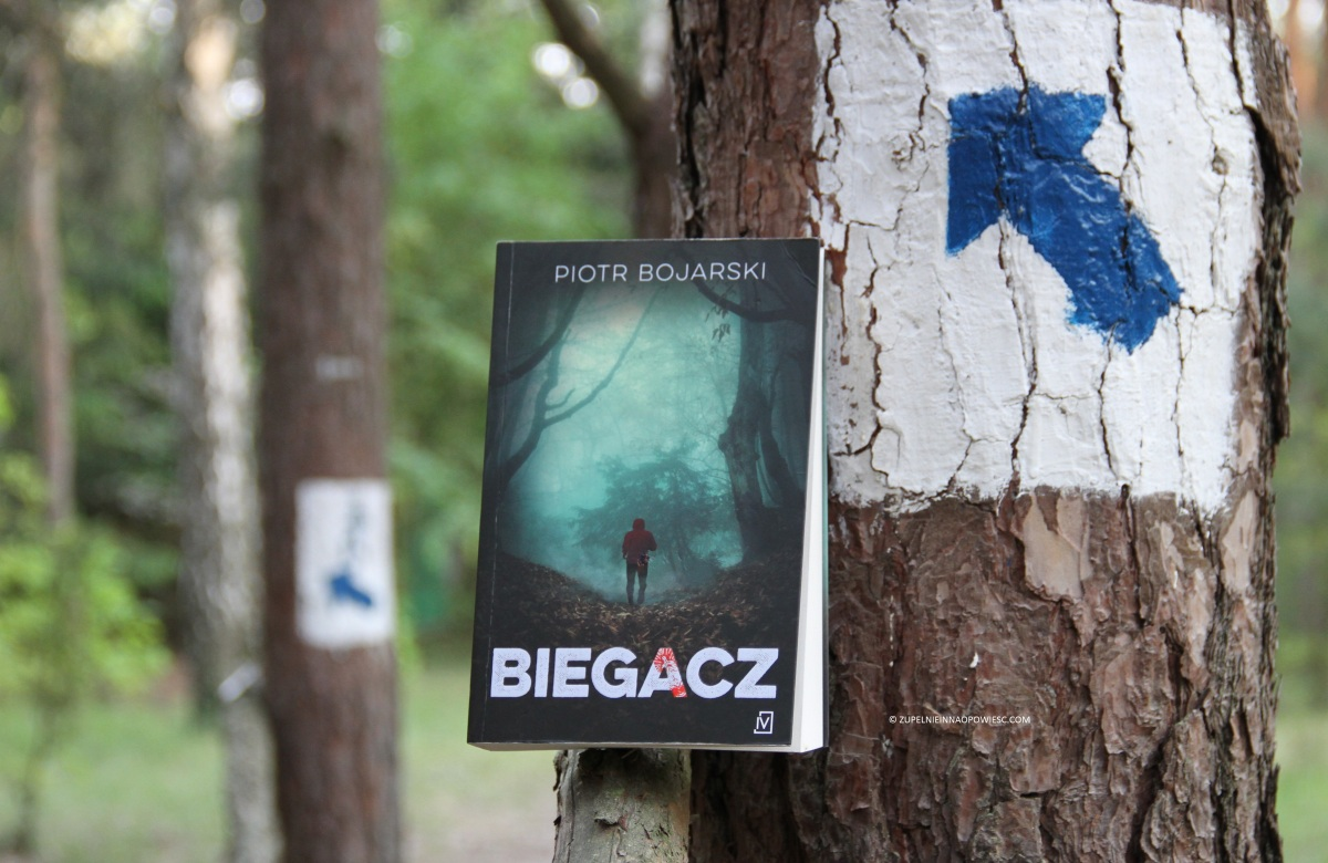 Goniąc prawdę | Piotr Bojarski, Biegacz