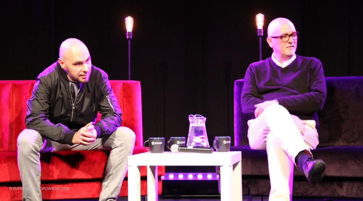 Nie wierność, lecz jakość | Vincent V. Severski i Jakub Żulczyk gośćmi festiwalu Granda