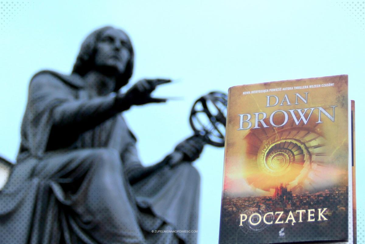 Sacrum i profanum | Dan Brown, Początek
